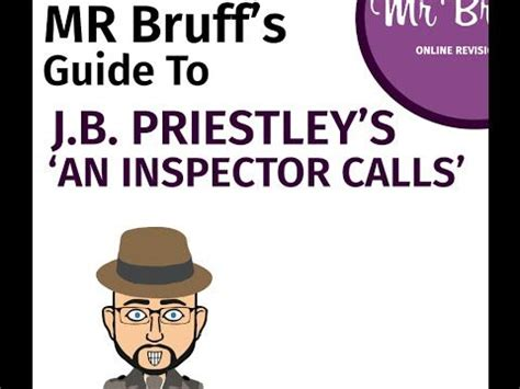 Inspector calls essay notes